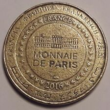 PARIS MUSÉE GRÉVIN MÉDAILLE MONNAIE DE PARIS 2016 JETON TOKEN MEDALS COIN