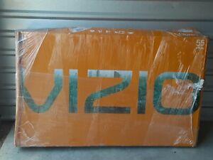 vizio 55 inch smart tv in box broken sceen..for parts only