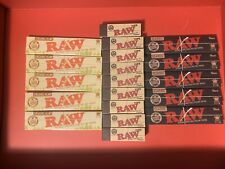 ULTIMATE STONER PACKAGE! Raw Bundle WITH TIPS!! BONUS JOINT TUBES x3