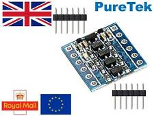 IIC I2C Logic Level Converter Bi-Directional Module 5V to 3.3V For Arduino UK