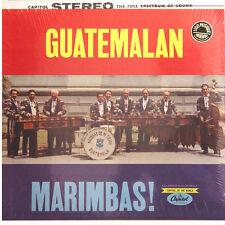 GUATEMALAN MARIMBAS Higinio Ovalle Bethancourt US Press Capitol ST 10170 LP