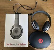 Beats by Dr. Dre Studio 2 Wireless Headphones - Titanium