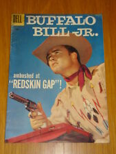 FOUR COLOUR #828 VG (4.0) BUFFALO BILL JR 1957 DELL WESTERN COMIC A