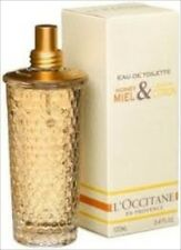 L'Occitane Honey & Lemon  Eau De Toilette 100ml, 3.4oz NEW IN BOX