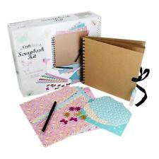 Craft Deco Adult Decorate Your Own Memory Keepsake Scrapbook Kit - 40-0100/16