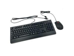 Lenovo Preferred Pro II USB Keyboard, UK Layout, BLACK SK-8827 With MOUSE