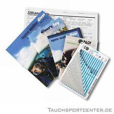 PADI Open Water Diver OWD DVD-Kit + RDP Tabellenvers. (Crewpack Ultimate) German