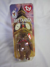 McDonalds Beanie Babies; Britannia, Erin, Glory and Maple 1997 – 1998 NIB