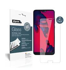 2x Huawei P20 Pro Schutzfolie - Panzerfolie 9H Folie dipos Glass Kunststoffglas