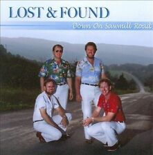 "LOST & FOUND, CD ""DOWN ON SAWMILL ROAD"" NEW SEALED"