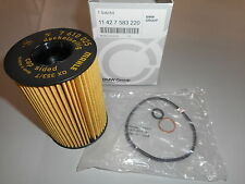 BMW OEM 08-17 X6 Engine-Oil Filter 11427583220