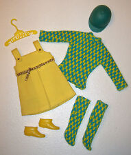 Vintage SKIPPER DOLL Sears Exclusive CONFETTI CUTIE Complete Outfit 1968