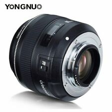 YONGNUO YN85MM F1.8 AF MF Standard Medium Prime Lens For Nikon Camera DSLR