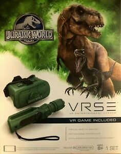 VR GAME JURASSIC WORLD  8+