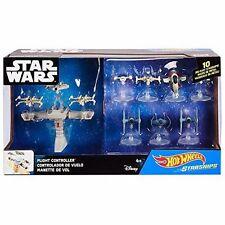 NEW Disney, Star Wars - Hot Wheels Flight Controller with10 Die Cast Star Ships