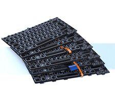 Teclado Dell Alienware M14x Noruego Retroiluminado 0M9CYR NSK-AKU1N #924