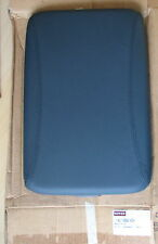 Rover 75 Rear Neptune Blue Leather Armrest Stowage Box Lid HLZ100040WCH New