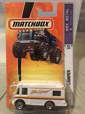 Matchbox Mbx Metal #65 Camper/Rv/Motor Home White / Free Spirit