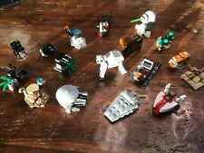 LEGO 75097 Star Wars Mini Vehicle and Equipment Lot of 17 pieces