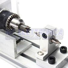 24V 80W Mini Lathe Beads Polisher Machine for Table Woodworking Wood DIY Tools
