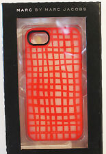Marc By Marc Jacobs iphone 5, 5s Coral Red