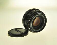 Asahi Pentax-M Pentax M 50mm F1.7 Camera Lens #7