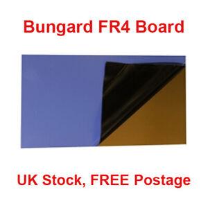 Photoresist FR4 PCB Single Sided 160 x 100 mm