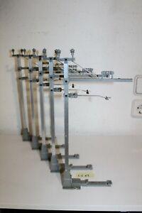 LGB 56200 6200 Oberleitunsmast 5 Stück m Flexiblen Fuss für Steigung Spur G EE13