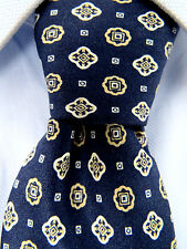 Men's H & M Blue Polyester Skinny Tie A23296