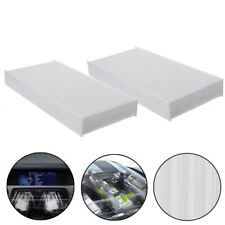 2pcs Cabin A/C Air Filter For Honda Civic CRV Element Acura RSX 80292-SCA-G01 RS