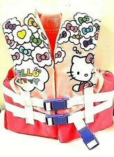 Hello Kitty by Sanrio Floating Aid Type Iii Pfd General Boating Vest Child