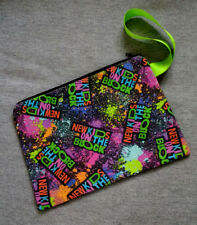 New Kids on the Block Clutch Bag Purse NKOTB Green Strap concert cruise