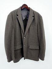 Polo Ralph Lauren Green Olive Two Button Up Blazer Size XXL