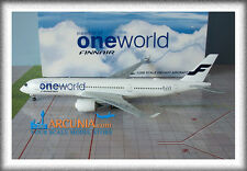 "Gemini200 - JC Wings 1:200 Finnair Airbus a350-900 One World ""OH-LWB"" XX2443"