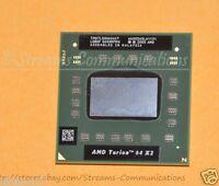 AMD Turion 64 X2 TL-50 1.6 GHz Dual-Core CPU Processor TMDTL50HAX4CT