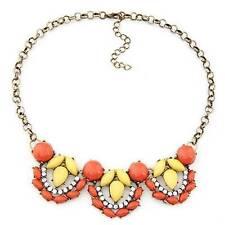 Markenlose runde Modeschmuck-Halsketten aus Metall-Legierung