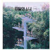 "MONTHLY GIRL LOONA 1st Mini Album ""+ +"" Official B Ver - 1 Photobook + 1 CD"