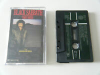 BLACK SABBATH SEVENTH STAR CASSETTE TAPE 1986 GREEN PAPER LABEL VERTIGO