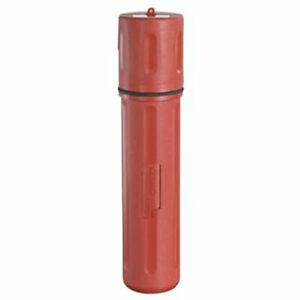 "Rod Guard 14"" Welding Electrode Holder Storage Canister NEW Red & Blue Cannister"