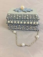 Frosted Fantasy Purse Item 26409 Mib