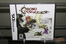 Chrono Trigger (Nintendo DS, 2008) Y-FOLD SEALED! - EXCELLENT! - RARE!