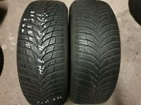 2st Winterreifen Reifen Winter Goodyear UltraGrip 7 195/55 R16 87H M+S