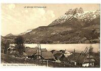 CPA 74 Haute-Savoie Lac d'Annecy Bredannaz et Dent de Lanfon