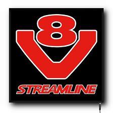 24v Cabin Interior LED Light Plate Scania V8 STREAMLINE Truck Dimmer Board 50x50