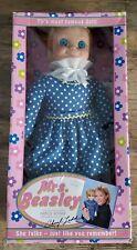 """Mrs Beasley Talking Doll from Family Affair  20"""" Ashton Drake IN BOX W/COA!!!"""
