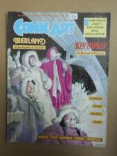 Comic Art Rivista Comics n°16 1985 - Iberland di De Angelis & Saudelli [MZ1]