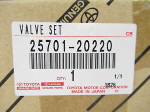 Genuine OEM Toyota Lexus 25701-20220 Control Valve Assy