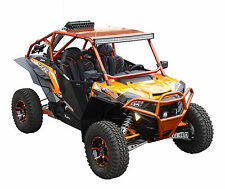 Polaris RZR XP 1000 and Turbo Mud Flaps Fender Extensions by MudBusters