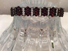 Victorian Bohemian Garnet Bracelet