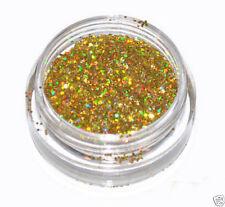 Glitter Loose Powder Gold Eye Shadows